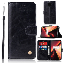 Conelz For Oneplus 7 Pro Case, Wallet Case,Oneplus Premium PU Leather Protection Case