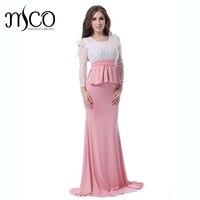47962c53f 2017 Fashion Sexy Dresses Floor Length Italy Sexy Robe De Soiree Vestido De  Inverno Long Sleeve