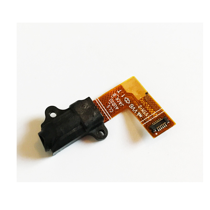 For BlackBerry Classic Q20 Earpiece Ear Speaker Headphone Audio Jack Flex Cable Ribbon Replacement