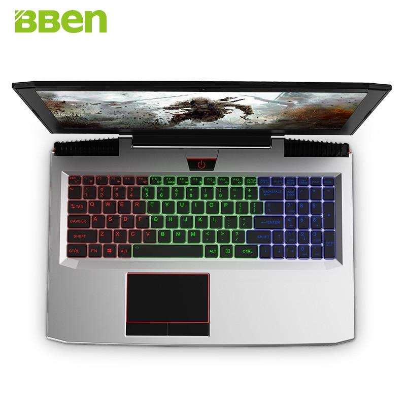 BBen G16 15 6 Laptop Intel i7 7700HQ GTX1060 8G 16G RAM 128G 256G SSD 1T Innrech Market.com