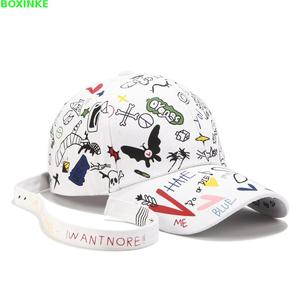 Image 1 - Pokemon Go Real Cotton Adult One Size Casual Dad Hat Gorras New For Graffiti Baseball Cap For Women In All Seasons Of 2019