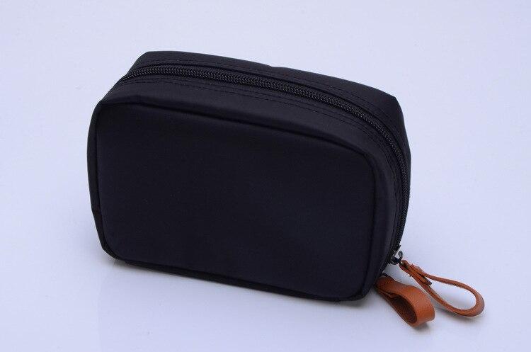 New Nylon Women And Men Large Waterproof Makeup Bag Nylon Travel Cosmetic Bag Organizer Case Make Up Wash Toiletry Bag-40