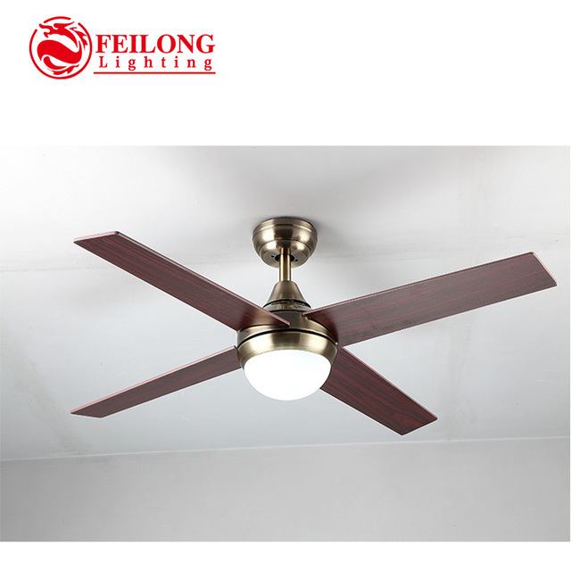 New Arrival Energy Saving Ceiling Fan With Reverse Switch And Remote Control