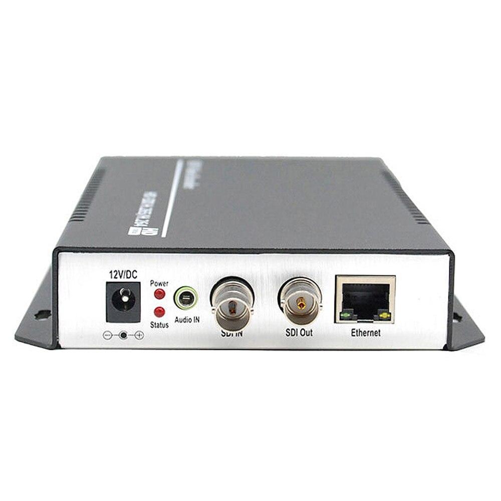 URay HEVC H.265 /H.264 HD / 3G SDI IP-yə canlı yayımlanan video - Evdə audio və video - Fotoqrafiya 4