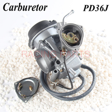 PD36J 36mm Vacuum Carburetor case for  400cc 1995-2010 universal other 300cc to 500cc racing motor UTV ATV
