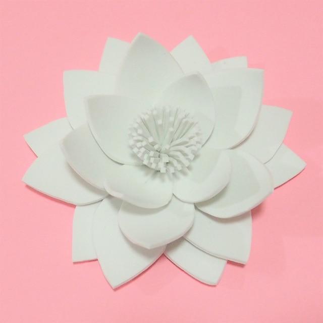 10 50 cm giant foam paper flowers for wedding backdrops decorations 10 50 cm giant foam paper flowers for wedding backdrops decorations kids room deco showcase mightylinksfo