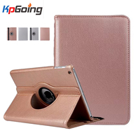 For IPad Air 2 Cover Cases Portfolio Case For IPad Air 2 PU Leather Stand For