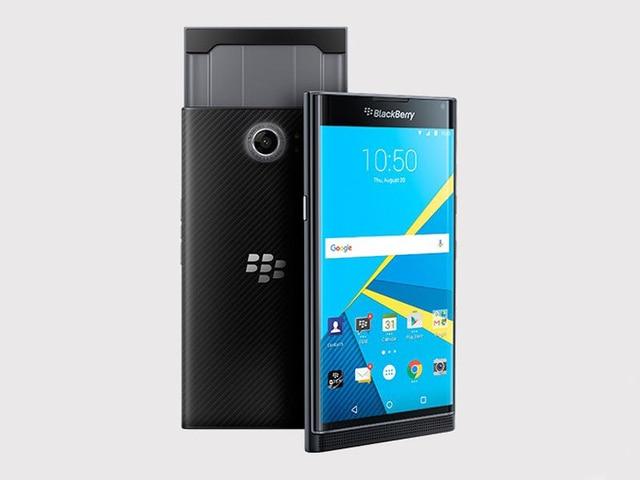 Unlocked Original BlackBerry Priv 5.4 Slider Cellphone Android OS 3GB RAM 32GB ROM 18MP camera Hexa Core Mobile Cell Phone