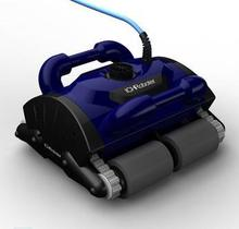 Robotic pool cleaner,robot swimming cleaner,swimming cleaning equipment with caddy cart and CE ROHS SGS