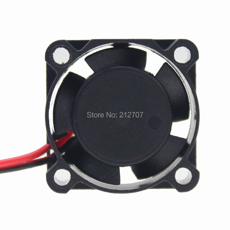 Gdstime Ball Bearing DC 12V 25mm 25x25x10mm 2Pin Mini Brushless Cooling Cooler Fan in Fans Cooling from Computer Office