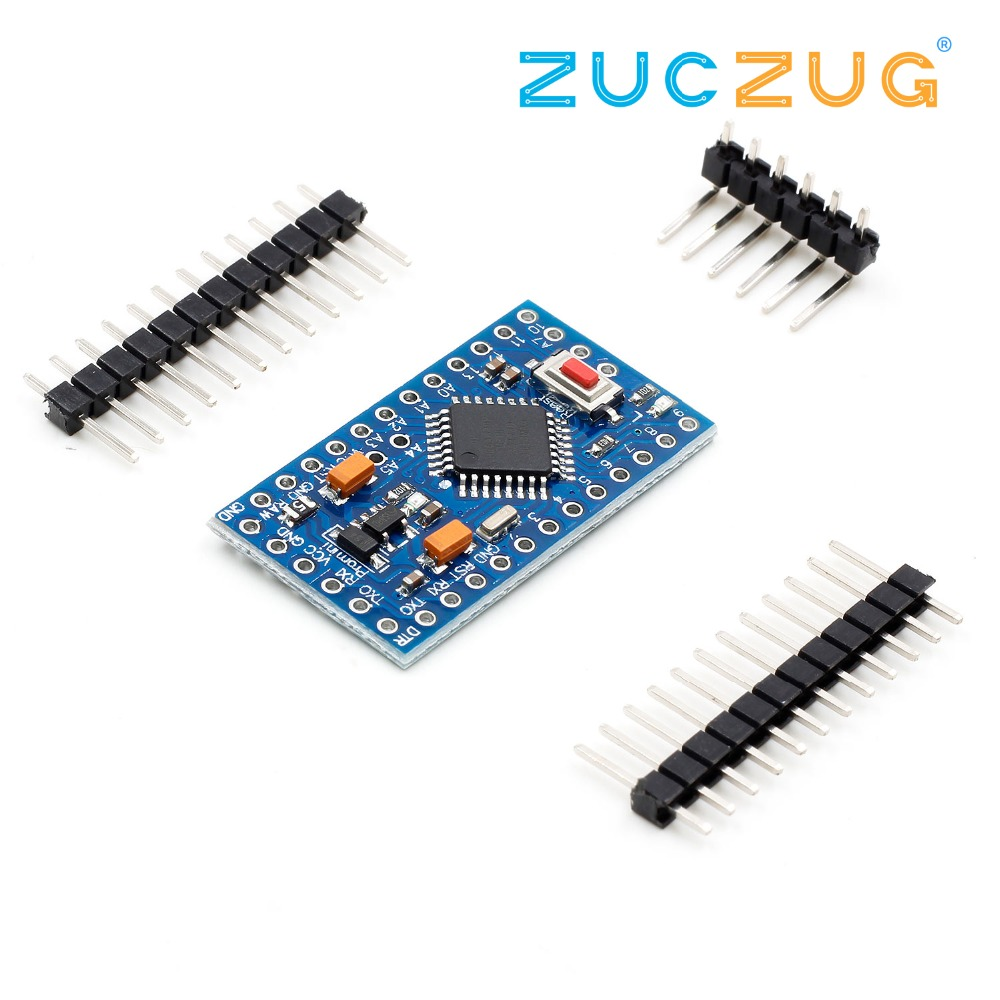 1pcs/lot ATMEGA328P Pro Mini 328 Mini ATMEGA328 5V/16MHz For Arduino