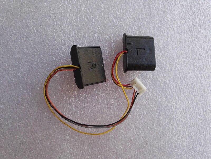 Original Ground Sensor Replacement for Ecovacs Deebot CR120/CEN540/CR121/CR540 Robot Vacuum Cleaner Parts цена