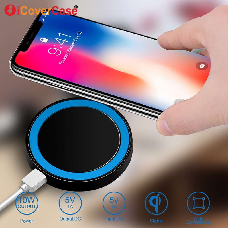 For Samsung Galaxy S7 Edge Plus Charger Wireless Qi