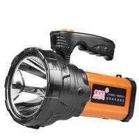 Comprar Linterna de caza recargable súper brillante CREE XML L2 60W foco LED portátil con modelo de