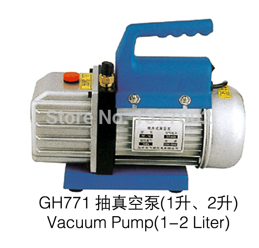 Promotion !!! 1L Vacuum Pump Can Use with Vacuum Wax Injector, Casting Machine, Jewelry Casting Machine Wholesale & Retail