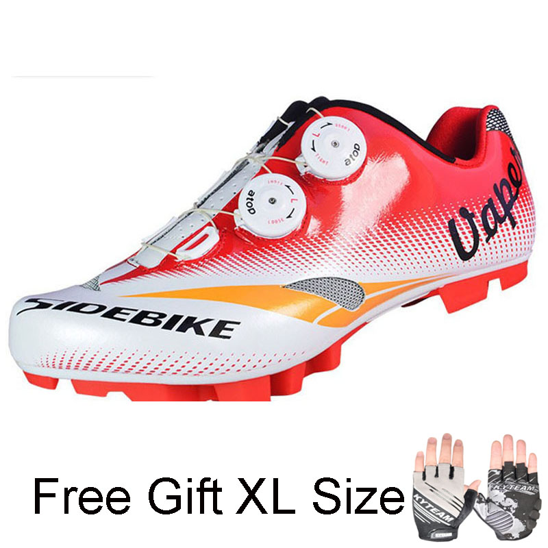 Sidebike MTB Cycling Shoes Breathable Ultralight Mountain Bicycle Shoes Self-Locking Cycle Sneaker Sapatilha Ciclismo Zapatillas sidebike high quality men cycling shoes self locking road bike shoes s2 snap knob bicycle shoes ultralight sapatos de ciclismo
