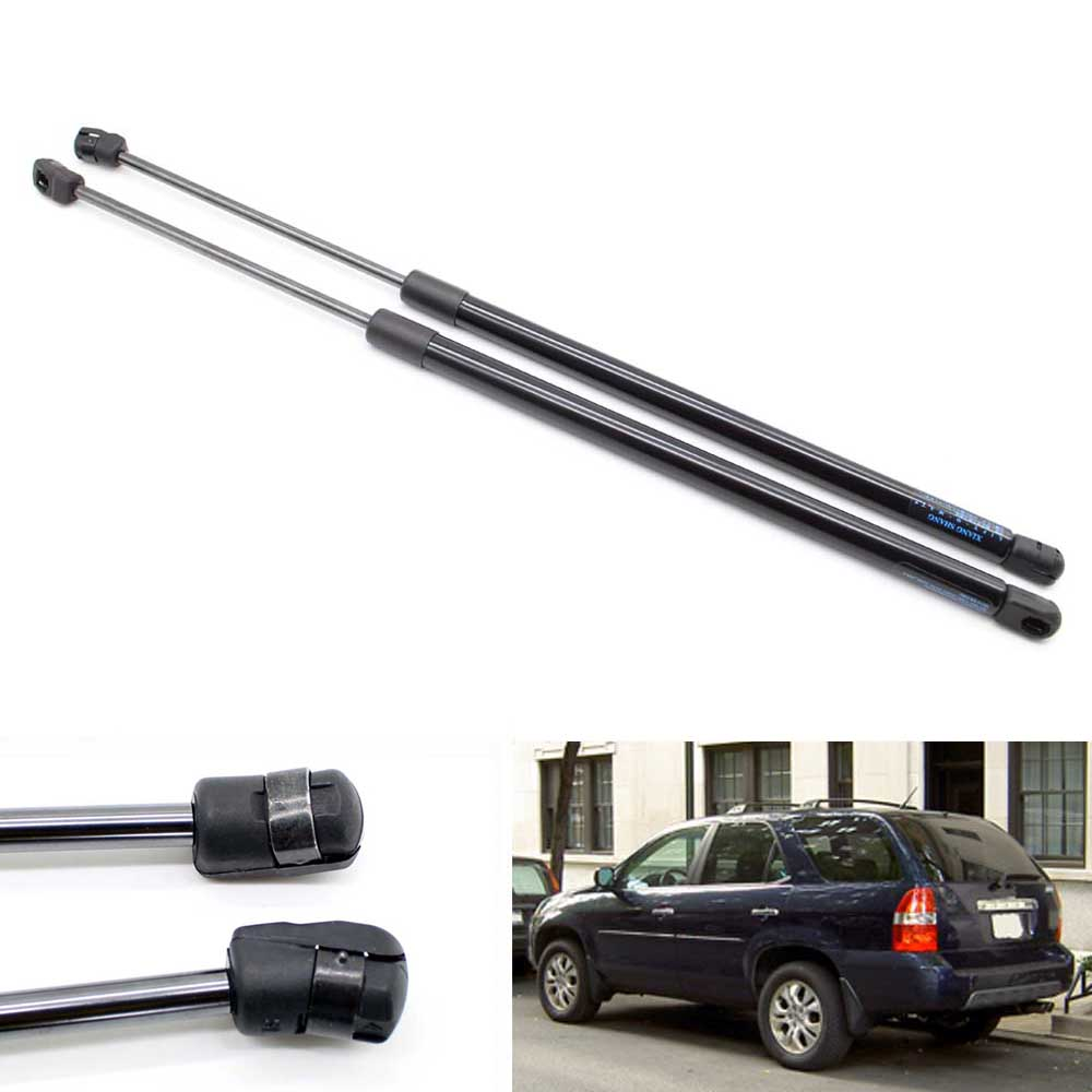 2pcs Auto Tailgate Rear Trunk Hatch Boot Lift Supports