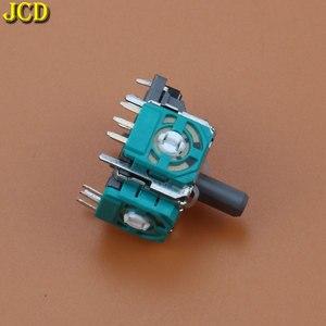 Image 2 - JCD 1 шт. Оригинальный 3D аналоговый датчик джойстика модуль для переключателя, переключатель NS Pro контроллер джойстика Замена