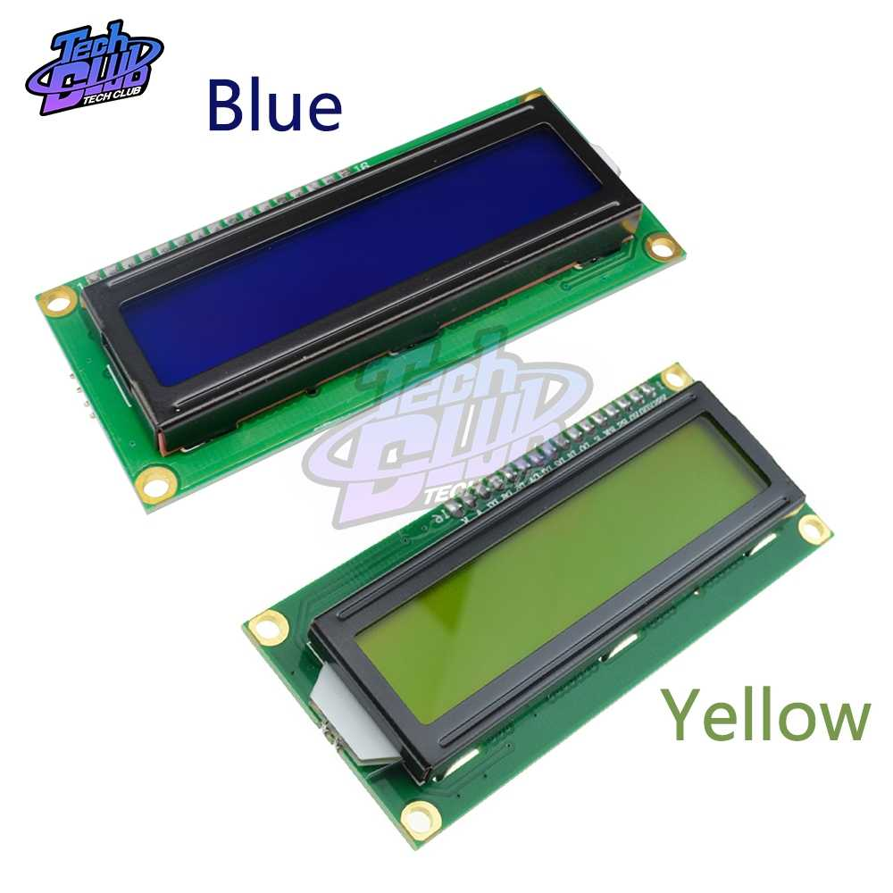 LCD 1602 CII/I2C/TWI 1602 serie Fondo LCD1602 módulo para Arduino UNO r3 mega2560 LCD1602