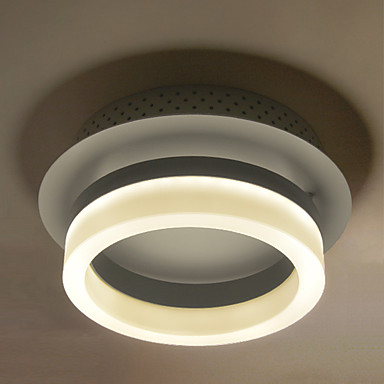 Flush Mount Acryl Modern Led Ceiling Lights Fixtures Bedroom Living Room Light Led Ceiling Lamps