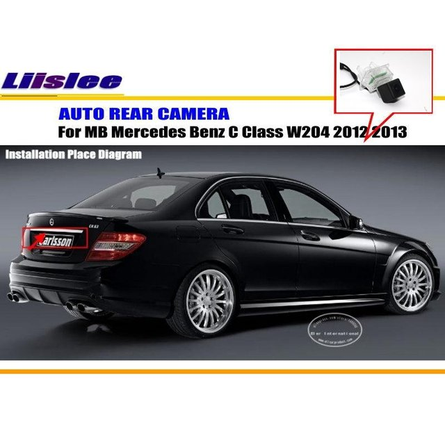 Liislee car rear view camera for mercedes benz c class w204 2012 liislee car rear view camera for mercedes benz c class w204 2012 2013 reverse camera cheapraybanclubmaster Images