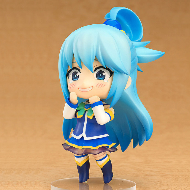 KonoSuba: God's Blessing on this Wonderful world! Aqua Q ver. 630#  Nendoroid Action Figure Collectible Model Toy 10cm 5