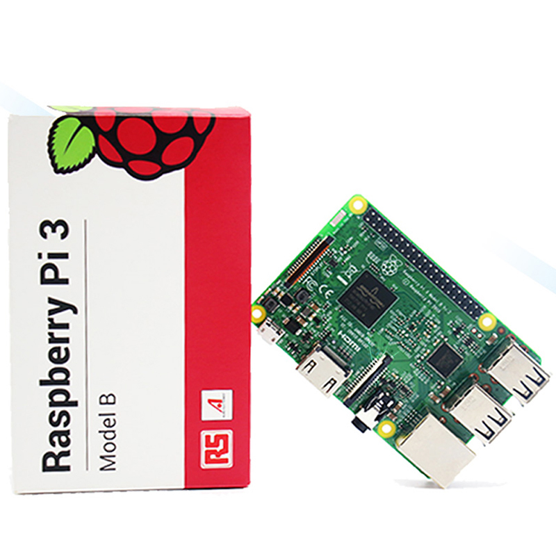 Nett Element 14/rs Raspberry Pi 3 Modell B +/modell B Motherboard Mit Wifi & Bluetooth Raspberry Pi Computer-board