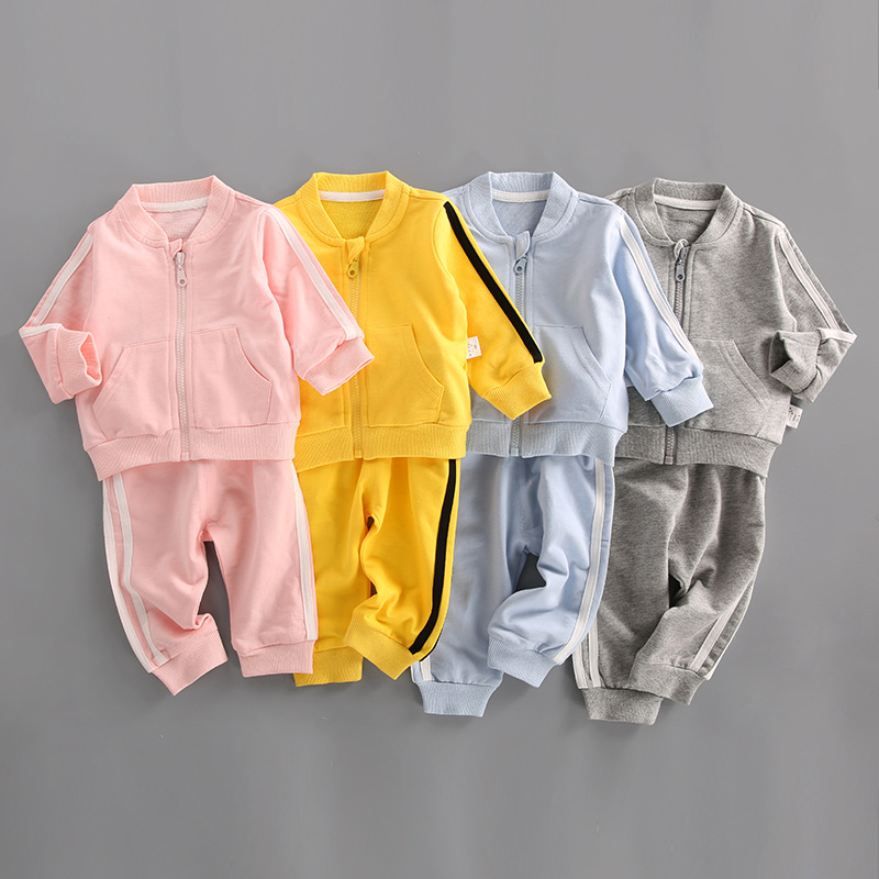 New Style 2017 Fashion Autumn Baby Clothing Set Long Sleeve Baby Outfits Newborn Baby Boy Girl Clothes Children Sports Suit new style 2017 fashion autumn baby clothing set long sleeve baby outfits newborn baby boy girl clothes children sports suit
