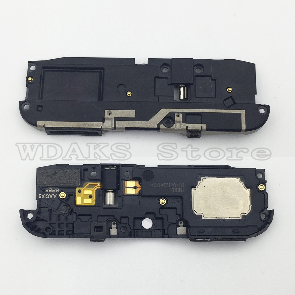 Loudspeaker Loud Speaker for Xiaomi Redmi 5 PLus Buzzer Ringer Board With Motor Vibrator Replacement Spare Parts