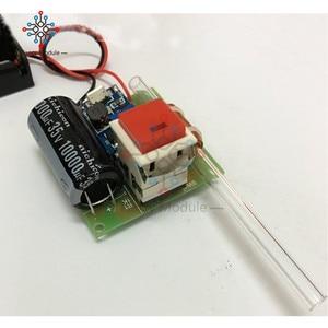 Image 4 - Module de pistolet électromagnétique primaire modèle expérimental scientifique pistolet électromagnétique gamme de Module de charge 5M pièces de bricolage