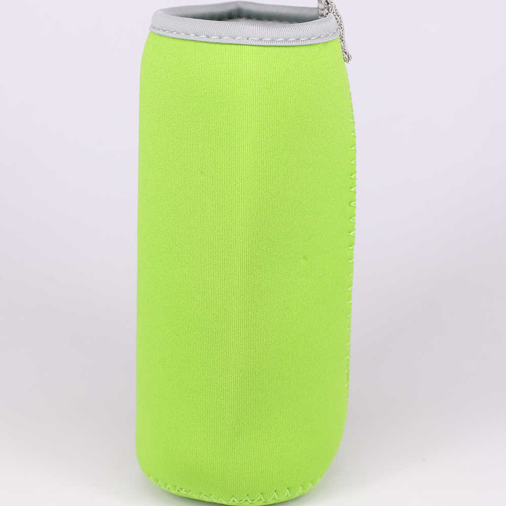 Universal อุณหภูมิสูงถ้วยฉนวน Protector ใหม่ Unisex กีฬา Neoprene ขวดน้ำแก้วครอบคลุมถ้วย Protector
