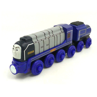 Free Shipping RARE NEW VINNIE TRUCK Thomas And Friends Wooden Magnetic Railway Model Train Engine Boy