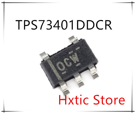 NEW 10PCS/LOT TPS73401DDCR TPS73401DDCT TPS73401 MARKING OCW SOT23-5 IC