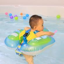 Baby Waist Swimming Ring Inflatable Swim Pool Kids Trainer Safety Aid Infant Life Buoy Rollover Prevention