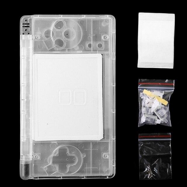 Kit de herramientas de reparación de carcasa de repuesto completo, para Nintendo DS Lite NDSL
