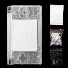 Pełna wymiana obudowa naprawa części narzędzi zestaw dla Nintendo DS Lite NDSL