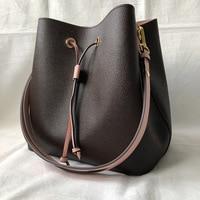 b8cad5c52 Best Quanlity Women S Handbags Spring Series Trendy Bucket Bag Neonoe  Monogram Canvas Calfskin Lady Shoulder