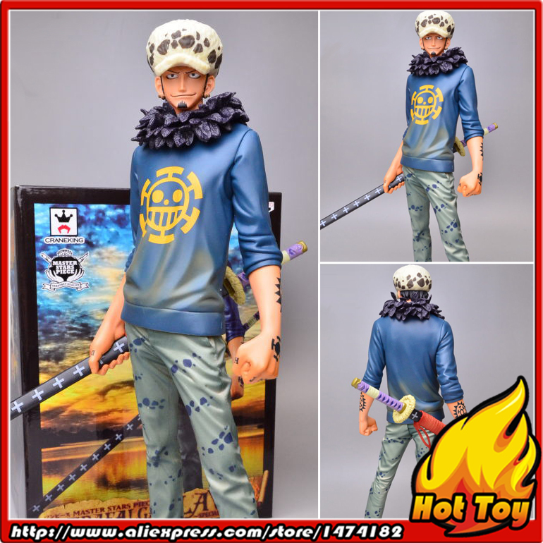 100% Original Banpresto Master Stars Piece (MSP) Collection Figure - THE TRAFALGAR.LAW SPECIAL VER. from One Piece100% Original Banpresto Master Stars Piece (MSP) Collection Figure - THE TRAFALGAR.LAW SPECIAL VER. from One Piece