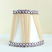 Buy small lamp shades and get free shipping on aliexpress mengdengwei retro exotic moroccan handmade chandelier small lamp shade clip on mozeypictures Image collections