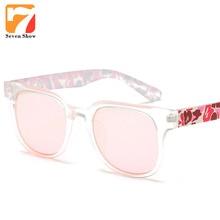 Fashion Square gafas de Sol de Las Mujeres Diseñador de la Marca Transparente Steampunk Gafas de Sol Para Damas Espejo Shades Gafas De Sol Feminino
