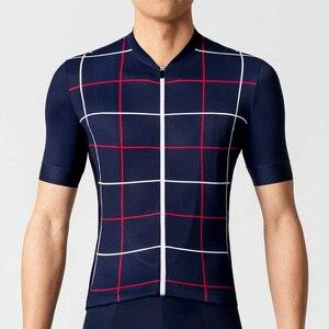 Image 5 - La Passione Maillot de ciclismo para hombre, camiseta de manga corta, ropa de ciclismo de montaña