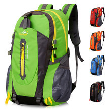 Waterproof Outdoor Climbing Backpack Men Women Camping Hiking Athletic Travel Backpack  Climbing Sport Bags|Climbing Bags| |  - title=