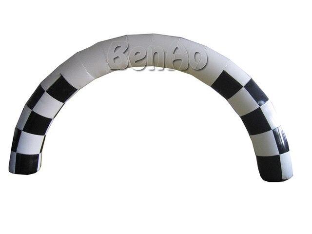R048 Настраиваемые надувные вход финиша арки надувные арки