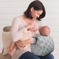 Baby Nursing Pillow Baby Pillow Newborn Baby Head Toddler Body Support Infant Feeding Cushion Protect Wasit Breastfeeding