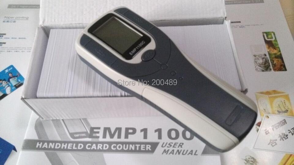 Compteur de carte portable emp1100c remplacer le compteur de carte jc-1100b Version chinoise - 3