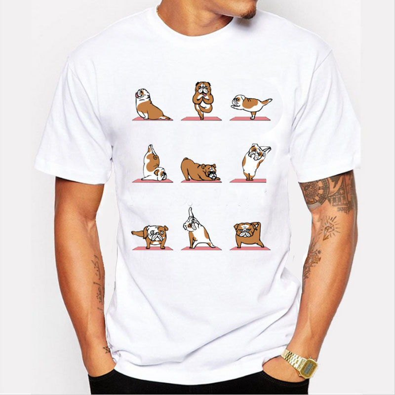 Pottis Animal Αστεία Σχέδιο Ανδρών T-Shirt - Ανδρικός ρουχισμός - Φωτογραφία 5