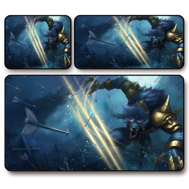 Gmilli New Keyboard Desk Mat Ultra Large Size 70x30cm Mousepad Gamers Gaming Mouse Mat L ...