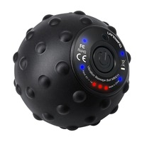 LANDWIND Vibrating Massage Ball Electric Massage Roller Fitness Ball for Instant Muscle Pain Relief and Trigger Point Treatment
