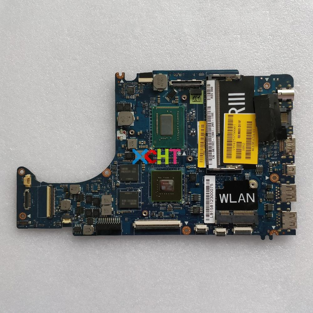 CN 0671W2 0671W2 671W2 w I5 3317U CPU QLM00 LA 7841P w N13P GV S A2 GPU for Dell XPS 14 L421X Laptop PC Motherboard Mainboard-in Laptop Motherboard from Computer & Office