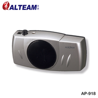 Portable Audio Waistband Megaphone Speaker Loudspeaker Voice Amplifier Amp With Microphone For Classroom Teaching Tour Guiding